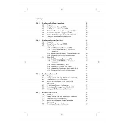 Reka Bentuk dan Analisis Eksperimen Menggunakan SPSS