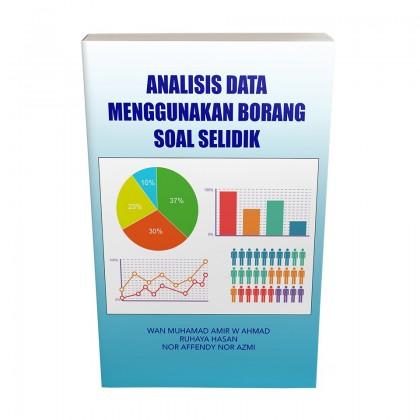Analisis Data Menggunakan Borang Soal Selidik (+ CD)