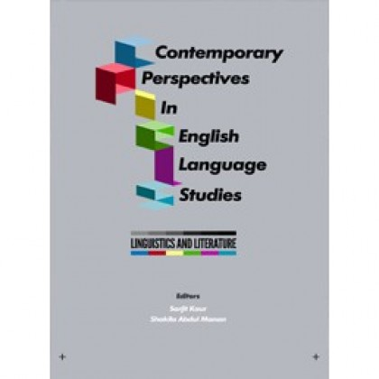 Contemporary Perspectives in English Language Studies: Linguistics and Literature