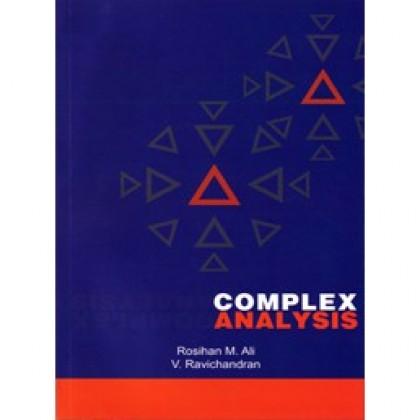 Complex Analysis - Mathematics